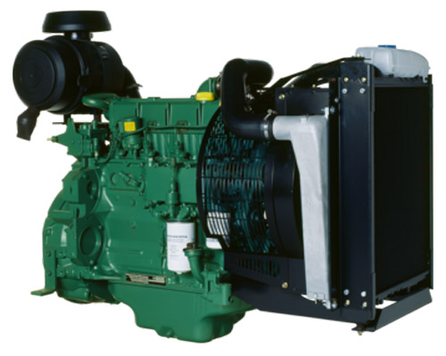 موتور ژنراتور ولوو دیزلی ساخت آلمان