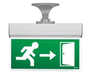 چراغ اضطراری آویز برند na.De