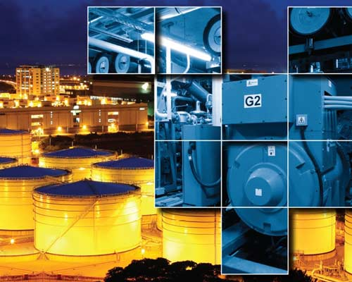 استفاده از برق حالت دائم در صنعت با استفاده از تولید برق کامینز