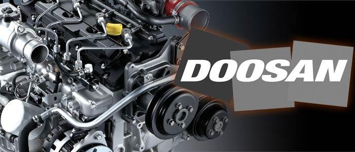ژنراتور های دیزلی و موتور های دیزلی و گازی کره ای با برند DOOSAN