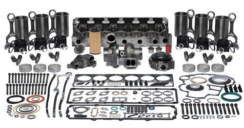 پک کامل تعمیرات دوره ای و اساسی موتور های دیزلی پرکینز