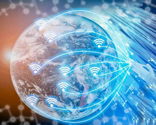 شبکه اینترنت جهانی را شبکه WIDE گوییم