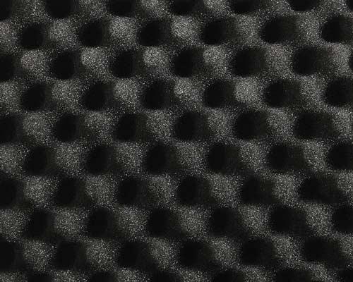 فوم صداگیر حفره دار مناسب برای انواع فرکانس ها