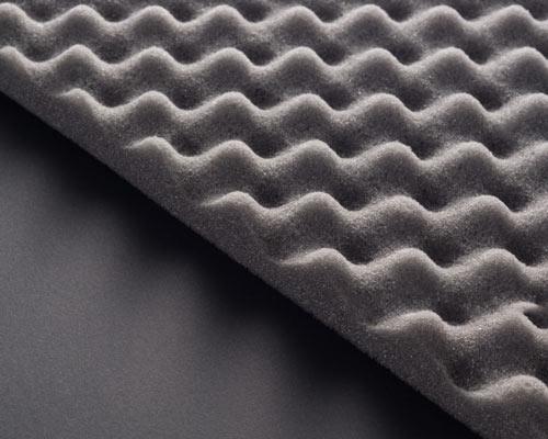 جذب امواج صوتی با اجرای عایق صوتی فوم پنل آکوستیک