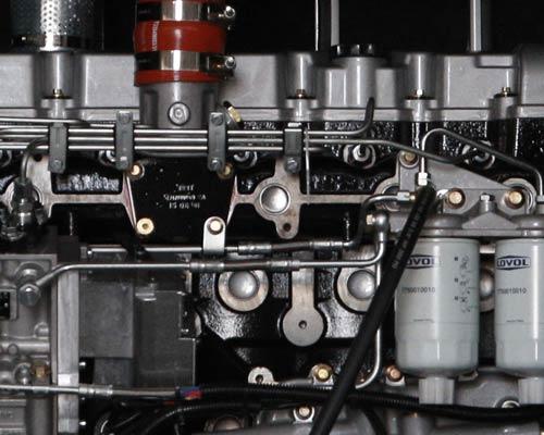استفاده از دیزل ژنراتور با قطعات یدکی و اصلی
