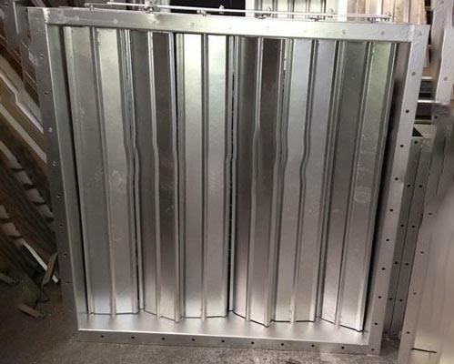 دمپر داکتی کنترل جریان هوا