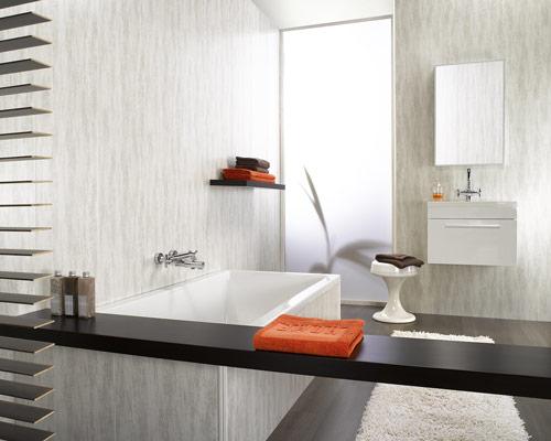 مقاومت در برابر نفوذ آب ، دلیل کاربرد دیوارپوش pvc در حمام