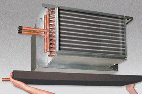 تشتک تخلیه آب تقطیر دستگاه سرمایشی