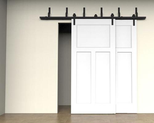 درب همتراز داخلی با توانایی عملکرد درب های چندگانه و قابل کاربرد در متریال های مختلف