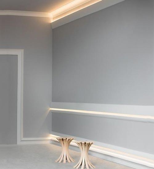 ابزار پیش ساخته پلی یورتان با نورپردازی
