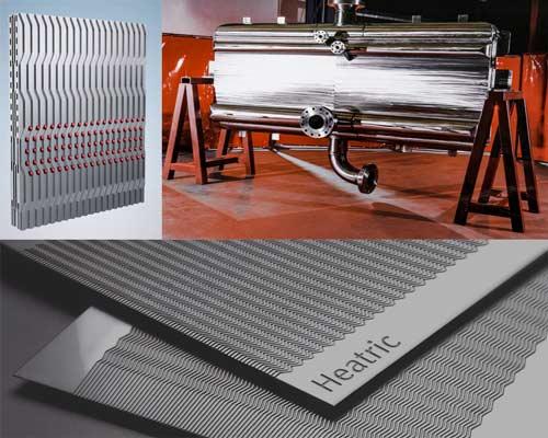 انتقال دهنده گرمای مدار چاپی Printed Circuit Heatric