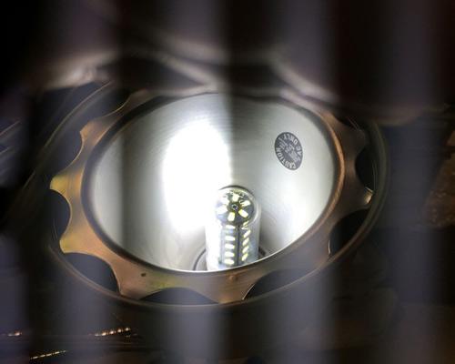 چراغ روشنایی LED توکار سقفی