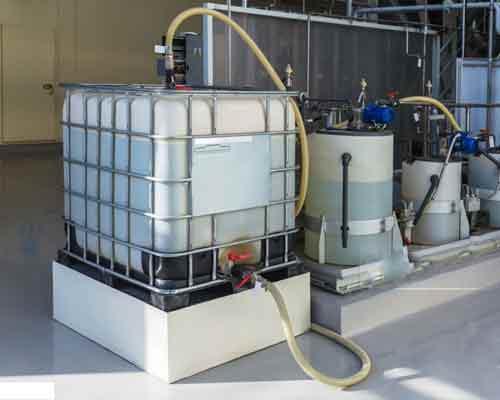 آمونیاک بشکه نمونه آزمایشگاهی