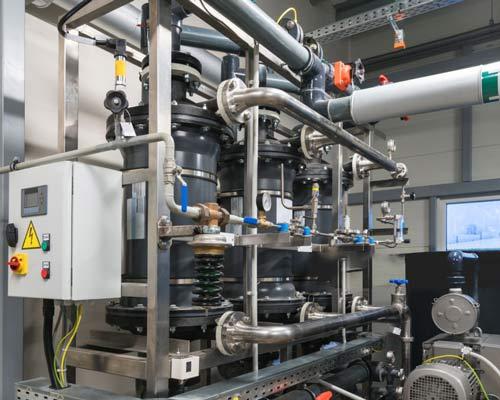 سیستم دی ایراتور هوازدا صنعتی کنترل باکس
