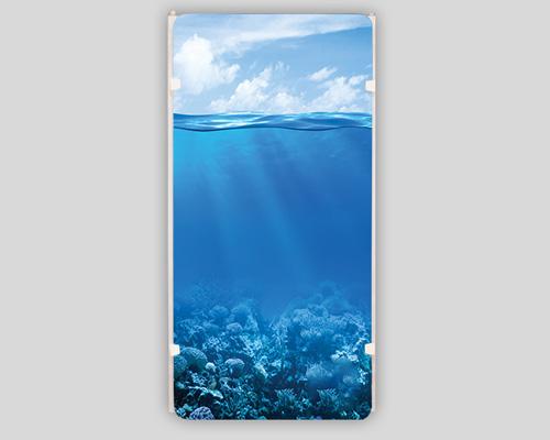 حوله خشک کن سوپر لوکس طرح اقیانوس