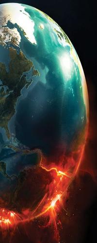 طرح کره زمین