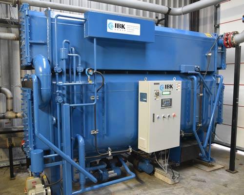چیلر جذبی آبی سیستم کنترلی هواخنک