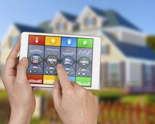 ریموت کنترل سیستم گرمایش ، سرمایش ، تهویه مطبوع ساختمان