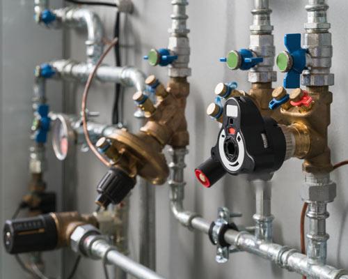 سنسور هوشمند کنتور لوله کشی آب