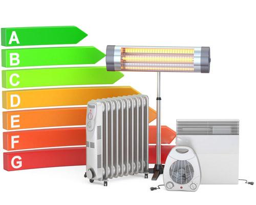 برچسب انرژی گرماتاب رادیاتور هیتر