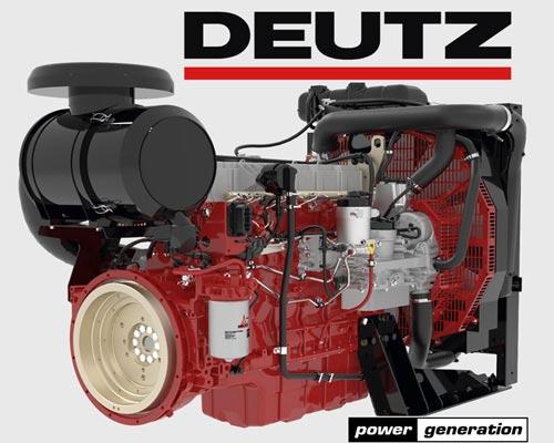 دیزل دویتس قرمز با کوپلینگ فن الکتروموتور استارتر