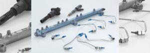 سیستم تزریق سوخت به محفظه احتراقی دیزل ژنراتور