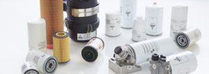 فیلتر هوا و روغن در سایز های مختلف
