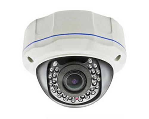 دوربین سفید رنگ تحت شبکه با قابلیت دید در شب