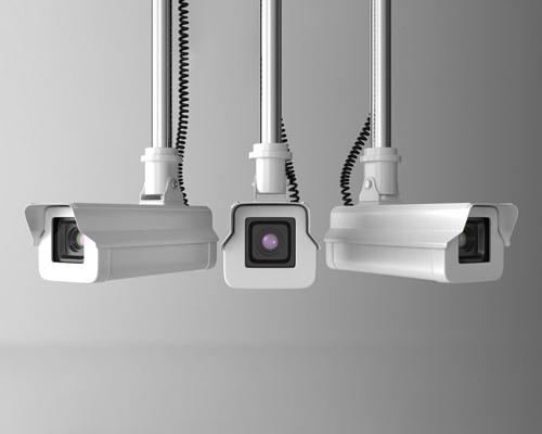 دوربین های مدار بسته برای مکان های امنیتی
