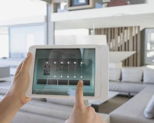 تشخیص ذرات ارگانیک با ترموستات اتاقی هوشمند و تبلت سفید