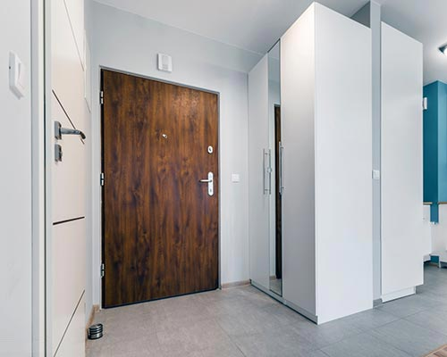 در از جنس متفاوت استیل پلاست جهت طراحی زیبا تر و فراهم نمودن امنیت منزل