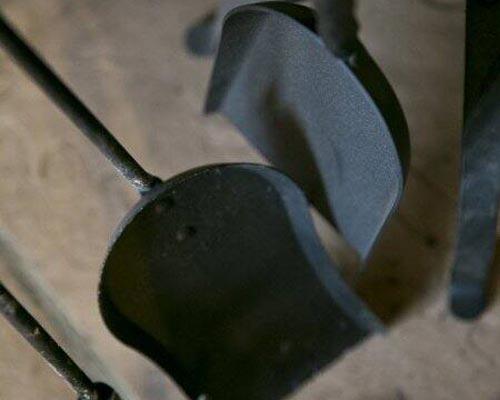 تجهیزات جانبی یک شومینه