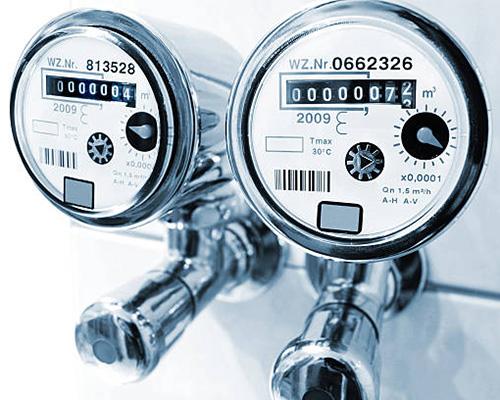 دو عدد انرژی میتر دیجیتالی