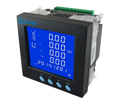 دستگاه انرژی سنج به رنگ آبی
